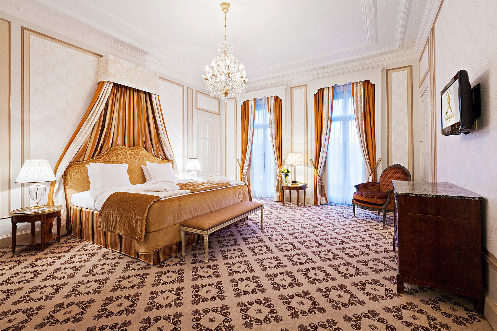 luxurious hotel accommodation 2